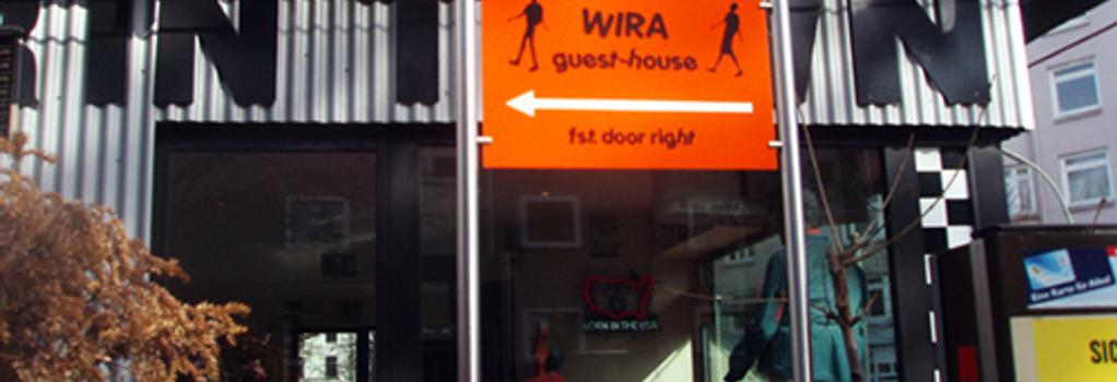 Wira Guesthouse 25a - 함부르크 - 건물