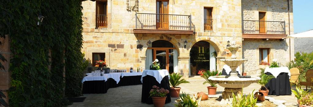 Palacio Garcia Quijano - 산탄데르 - 건물