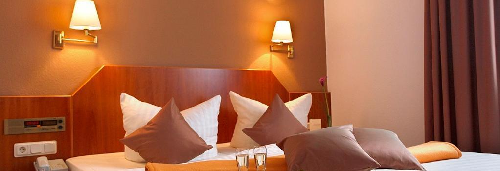 호텔 클리펠더 호프 - 하노버 - 침실