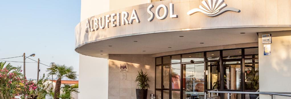 Albufeira Sol Hotel & Spa - 알부페이라 - 건물