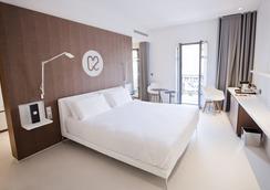 C2 hôtel - 마르세유 - 침실