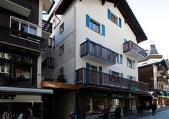 호텔 가르니 테스타 그리지아 - 체르마트 - 건물