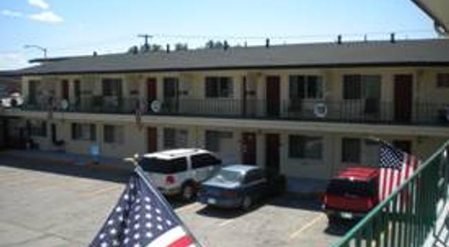 Western Inn Motel Billings - 빌링스 - 건물