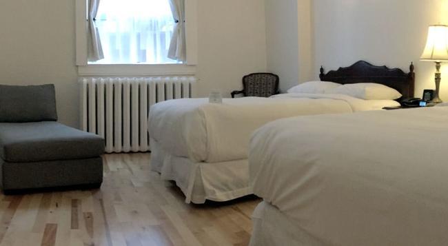 호텔 앰브로즈 - 몬트리올 - 침실