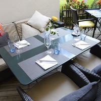 쇼에블러 호텔 Outdoor Dining