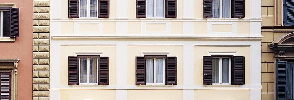 바일리스 호텔 - 로마 - 건물