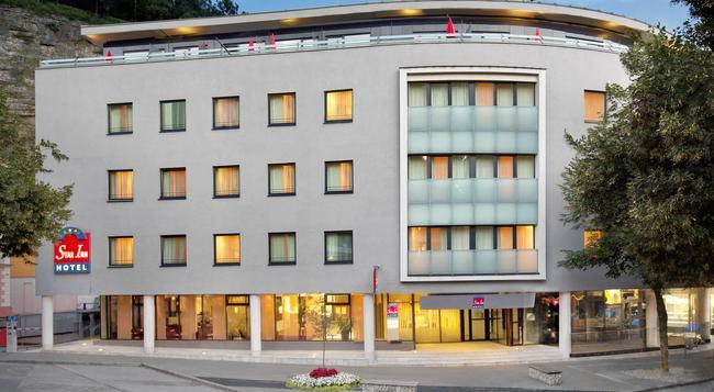 스타 인 호텔 잘츠부르크 젠트룸, 바이 컴포트 - 잘츠부르크 - 건물