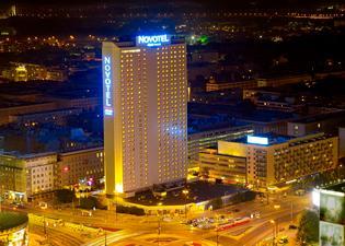 노보텔 바르샤바 센트룸 호텔