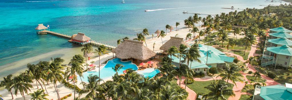 Costa Blu Dive & Beach Resort - 산페드로 - 야외뷰