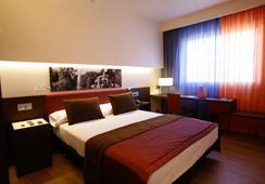 아이레 그랜 호텔 콜론 - 마드리드 - 침실