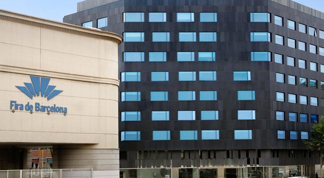 아이레 호텔 그란 비아 - 바르셀로나 - 건물