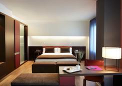 아이레 호텔 그란 비아 - 바르셀로나 - 침실