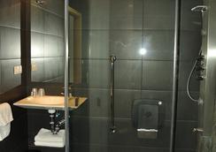 Pensión C7 - 산세바스티안 - 욕실