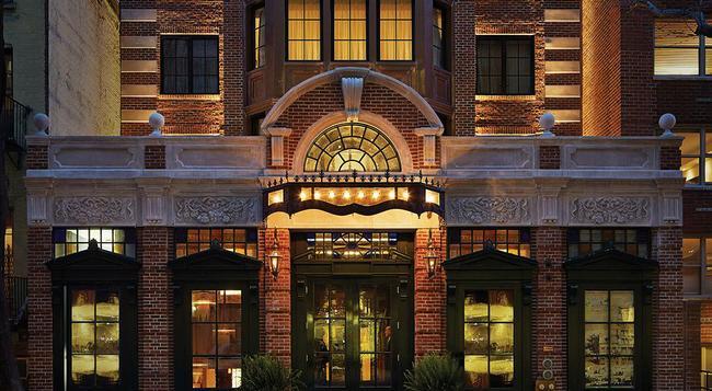 워커 호텔 그리니치 빌리지 - 뉴욕 - 건물