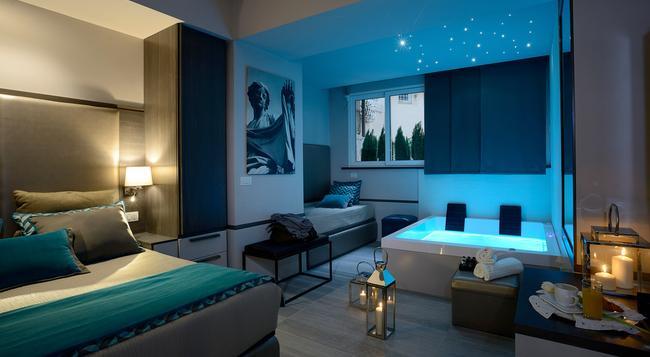 샌 카를로 스위트 - 로마 - 침실