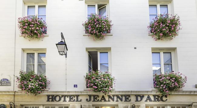 Hôtel Jeanne d'Arc Le Marais - 파리 - 건물