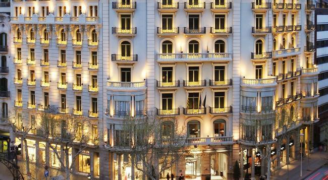 마제스틱 호텔 앤 스파 바르셀로나 - 바르셀로나 - 건물