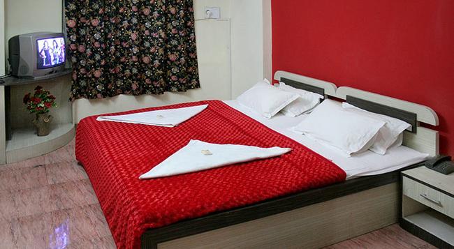 호텔 인드라프라스 리츠 그룹 - 아우랑가바드 - 침실