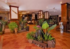 팍세 호텔 앤 래스토랑 - 빡세 - 로비