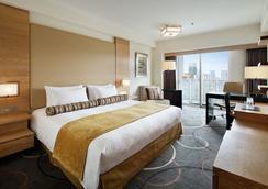 그랜드 프린스 호텔 뉴 타카나와 - 도쿄 - 침실