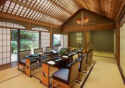 그랜드 프린스 호텔 뉴 타카나와 - 도쿄 - 레스토랑
