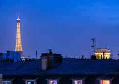 호텔 앙페르 - 파리 - 관광 명소