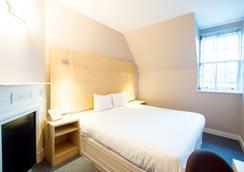 더 러스킨 호텔 - 런던 - 침실