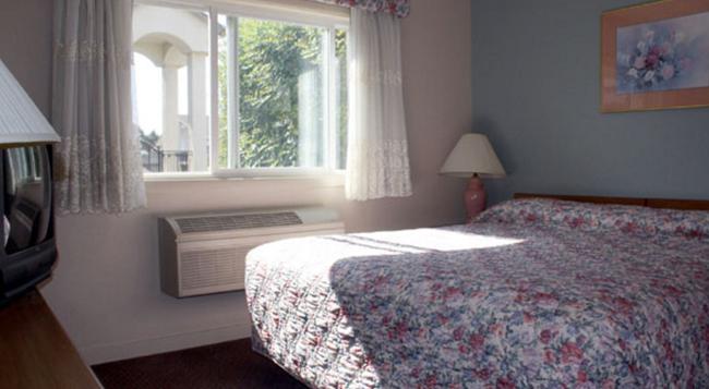 라마다 인 올리브 트리 호텔 - 샌루이스오비스포 - 침실