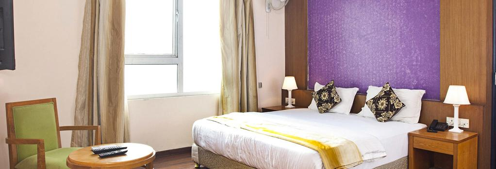 Oyo Rooms Rail Yatri Niwas - 뉴델리 - 침실