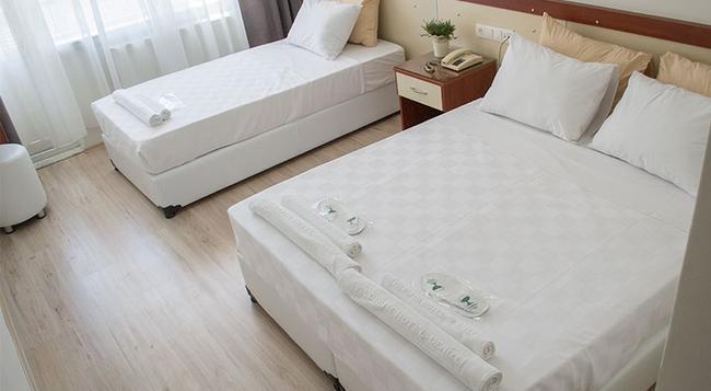 Yildirim Hotel - 데니즐리 - 침실