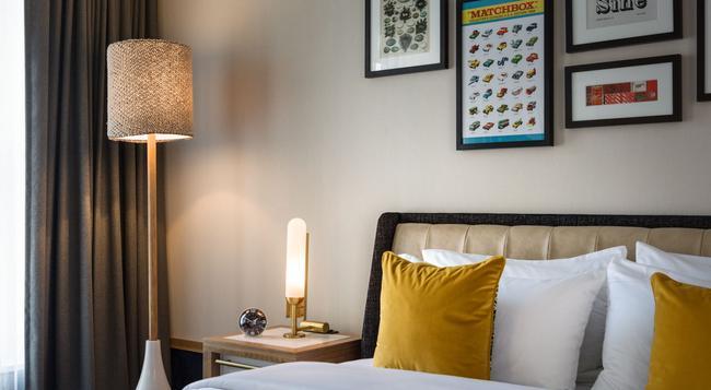 Kimpton Schofield Hotel - 클리블랜드 - 침실