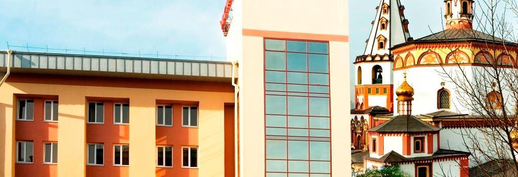 엠파이어 호텔 - 이르쿠츠크 - 건물