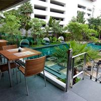 수쿰빗 12 방콕 호텔 앤 스위트 Outdoor Dining