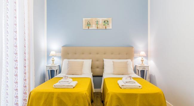 B&B Onda Marina Rooms - 칼리아리 - 침실