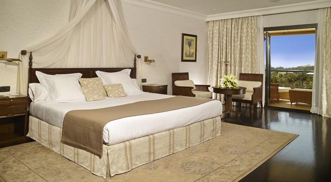 Hotel Las Madrigueras - Arona - 침실