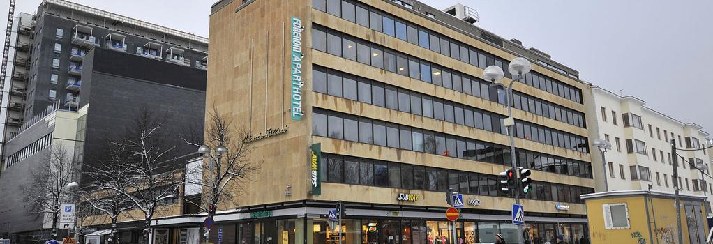 Forenom Aparthotel Oulu Uusikatu - 오울루 - 건물