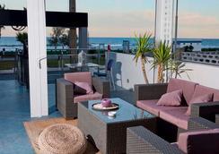 Hotel Meridional - Guardamar del Segura - 야외뷰