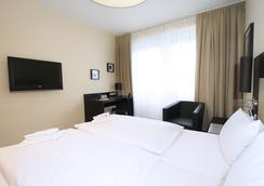 Hotel am Karlstor - 카를스루에 - 침실