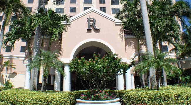 Renaissance Fort Lauderdale Cruise Port Hotel - 포트로더데일 - 건물