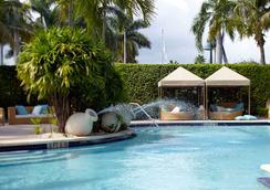 Renaissance Fort Lauderdale Cruise Port Hotel - 포트로더데일 - 수영장