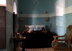 리아드 다르 재규어 - 마라케시 - 침실