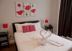 M스테이 27 패딩턴 호텔 - 런던 - 침실