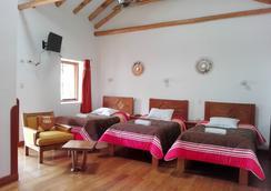 Casa San Pedro - 쿠스코 - 침실