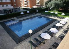 Hotel Fenals Garden - 요렛데마르 - 수영장
