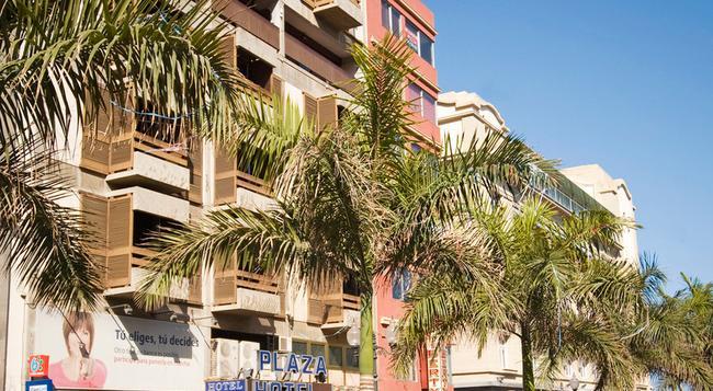 호텔 안도니스 프라자 - 산타크루스데테네리페 - 건물