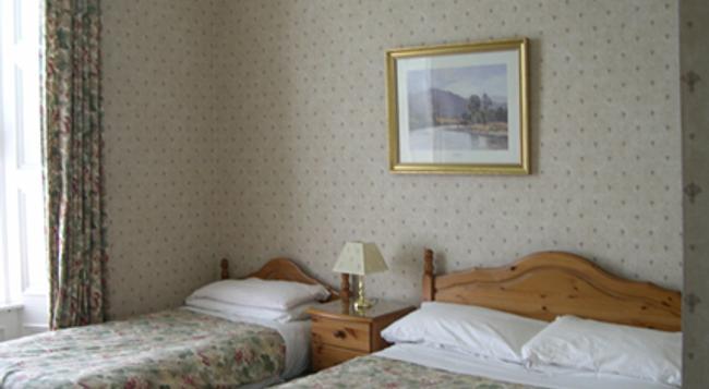 Arrandale Guest House - 에든버러 - 침실