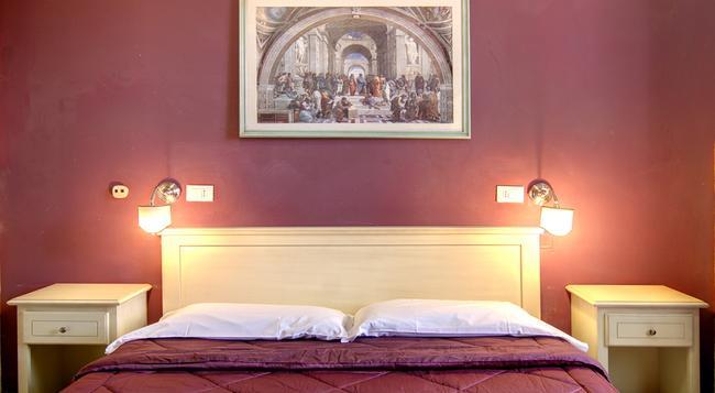 호텔 겐지아넬라 - 피렌체 - 침실