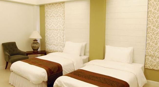 반 우돔 - 방콕 - 침실