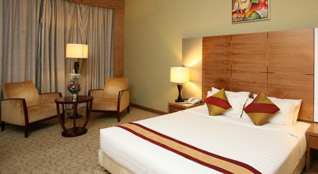 Rose View Hotel - Sylhet - 침실