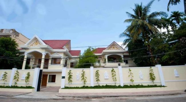 빌라 카르마 쿨라 - 프놈펜 - 건물